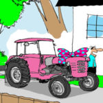Tractor Life On The Funny Farm: Cartoon Caption Contest Winner – Februrary 2012